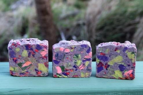 Rustic Carnival Soap