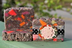 Carnival Soap with Giesha Packaging